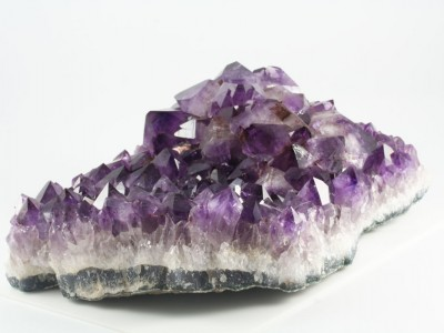 Amethyst and healing stones