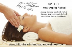 Hilton Head Spa Discounts