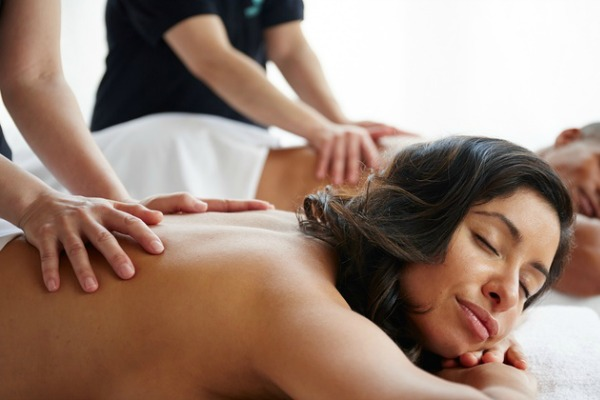 book a couples massage on Hilton Head