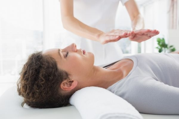 Reiki is designed to balance the energy